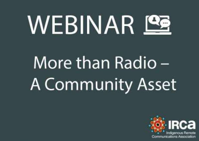 More than Radio – A Community Asset